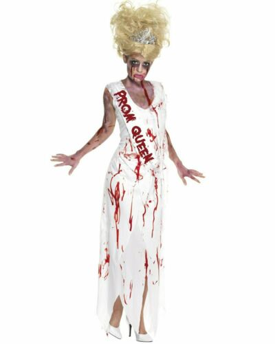 Every item on this page was chosen by a woman's day editor. Fancy Dresses For Women Cl563 High School Prom Queen Zombie Horror Bloody Halloween Scary Dead Costume Komornik Myslowice