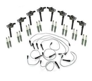 Ignition Coils Ignition Wires Spark Plugs for Jeep Grand