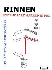 ikea drain kit plumbing set 13982