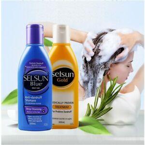 Original Australia Selsun Dandruff Shampoo Medicated Treatment Anti | eBay