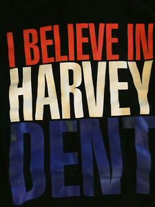 I Believe In Harvey Dent : believe, harvey, Batman, Knight, Believe, Harvey, Promo, Shirt, Small