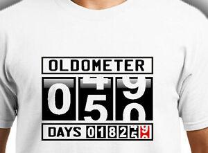 oldometer 50 years old