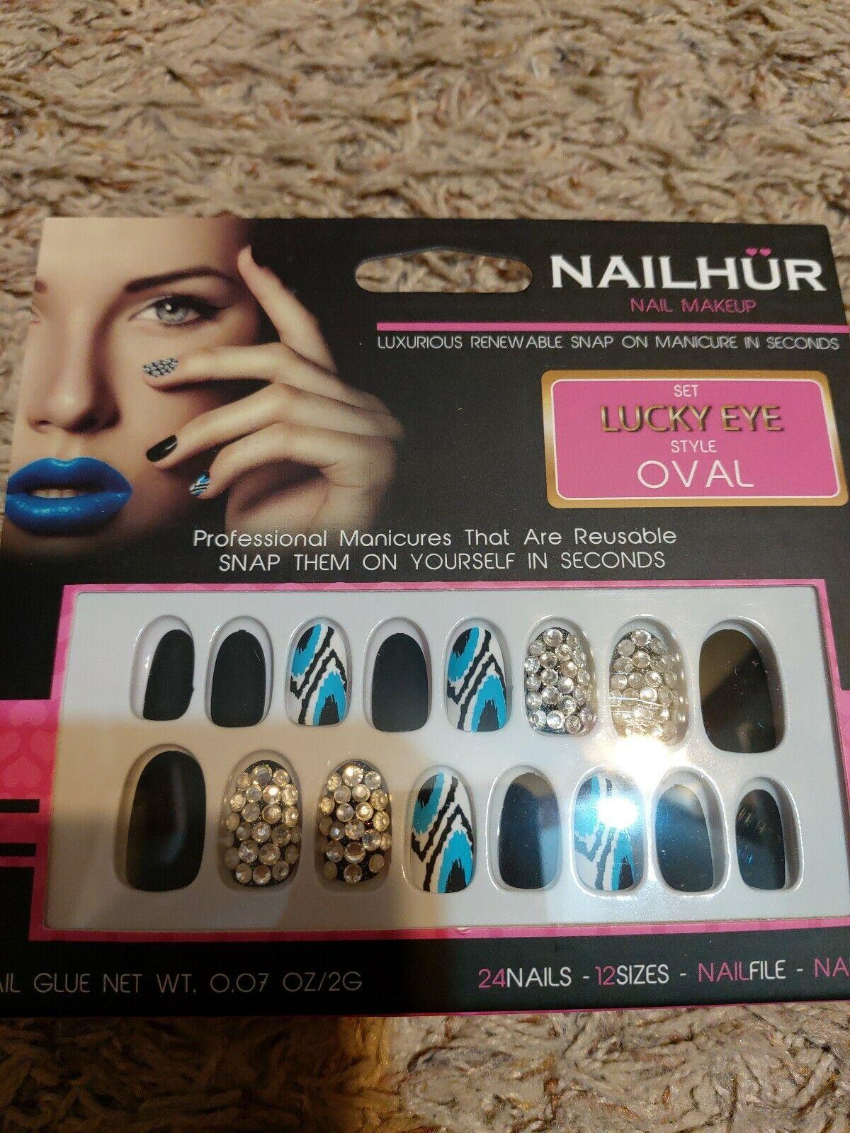 Nailhur Reviews : nailhur, reviews, Nailhur, Makeup, Lucky, Style, Manicure