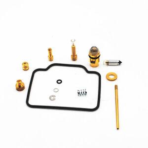 Carburetor Carb Rebuild Kit Repair For Suzuki Quadrunner