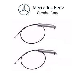 For Mercedes C208 CLK320 CLK430 CLK55 AMG Set of 2