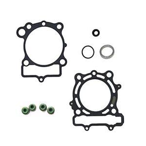 For Kawasaki KX250F 04-05 Suzuki RMZ250 04-06 Gasket Kit