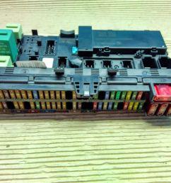 bmw x5 e53 fuse box relay board 6907395 8380409 [ 1600 x 1200 Pixel ]