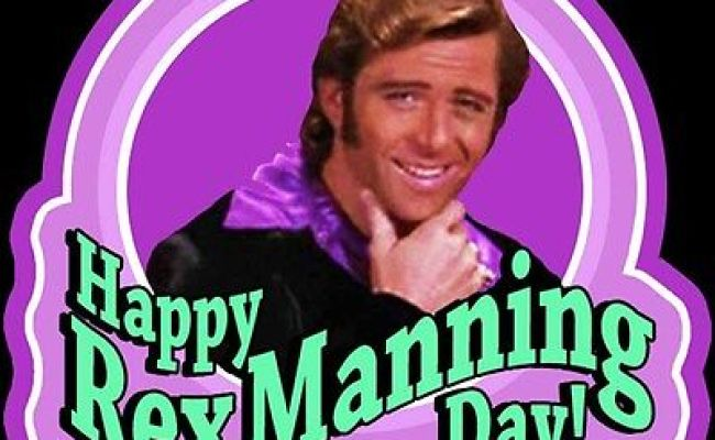 90 S Classic Empire Records Happy Rex Manning Day