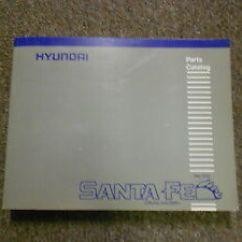 2002 Hyundai Santa Fe Parts Diagram 110cc Mini Chopper Wiring Illustrated Service Manual Factory Image Is Loading