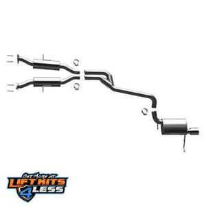 MagnaFlow 16991 MF Perf. Cat-Back Exhaust Sys. for 2011
