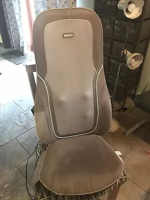folding chair for massage cushion mini beach picture frames homedics with heat other appliances