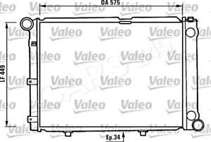 VALEO Engine Cooling Radiator 730344 Fits MERCEDES 190