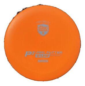 D-Line P2 (Discmania) [Orange Penned 175g Pro Putter] | eBay