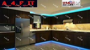 led tape kitchen outdoor kitchens lowes under cabinet professional lighting kit warm white strip image is loading