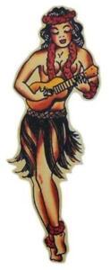 Sailor Jerry Stickers : sailor, jerry, stickers, Hawaii, Tattoo, Flash, Sailor, Jerry, Sticker, Scrapbook, Crafts, Party, Vinyl