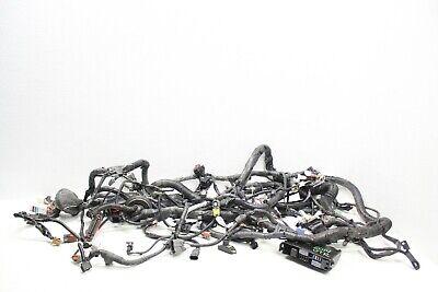 2014 NISSAN R35 GTR ENGINE WIRE WIRING HARNESS DBA 26K