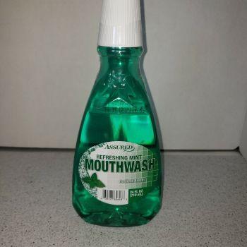 Mouthwash Mint