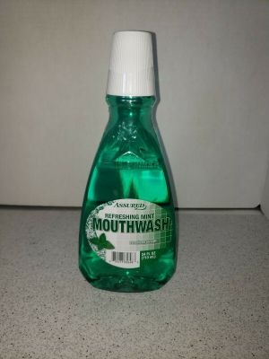 Mouthwash Mint