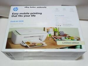 HP DeskJet 2636 All-in-One Wireless Color Inkjet Printer/Scanner/Copier (Gelato)   eBay