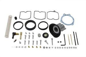 CV Carburetor Upgrade Rebuild Kit EVO TC-88 Softail Dyna
