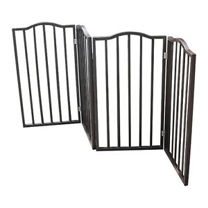 outlet sale cheap Pet Gate–Dog Gate for Doorways,Stairs or