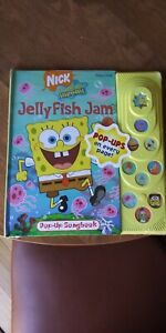 Spongebob Pop Up : spongebob, Spongebob, Jelly, Pop-Up, Songbook