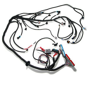 Standalone Wiring Harness T56/Non-Electric Transmission