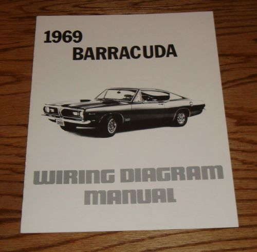small resolution of 1969 plymouth barracuda wiring diagram manual 69