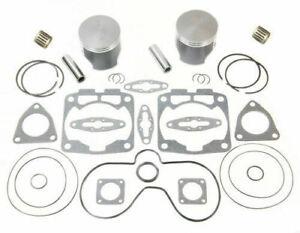 Polaris Pro X 600 Top End Rebuild Kit Pistons Gaskets