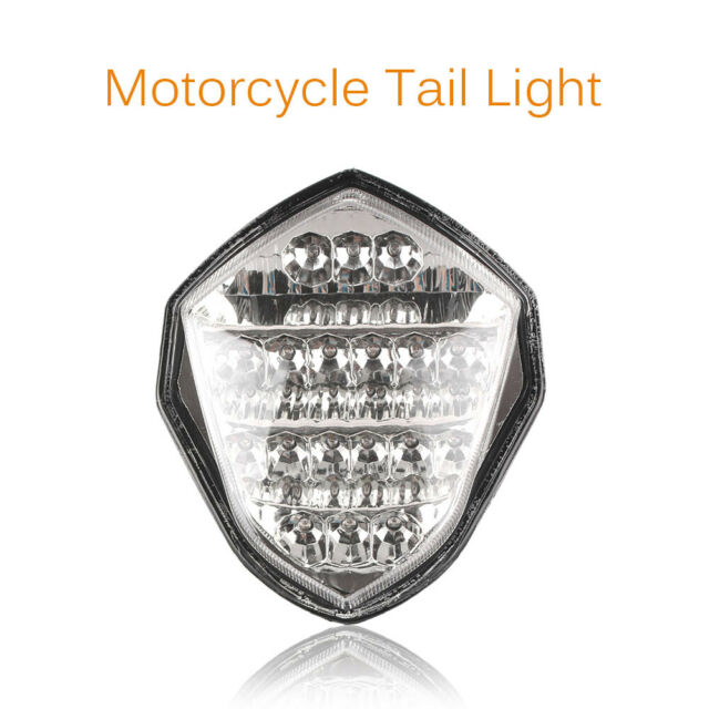 Integrated LED Tail Light Turn Signal For Suzuki GSXR 1000