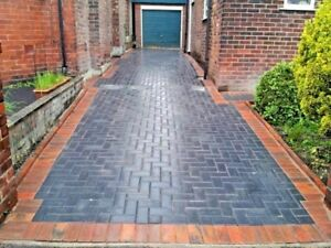 details about wet look driveway sealer block paving patio sealant 20ltrs hard wearing