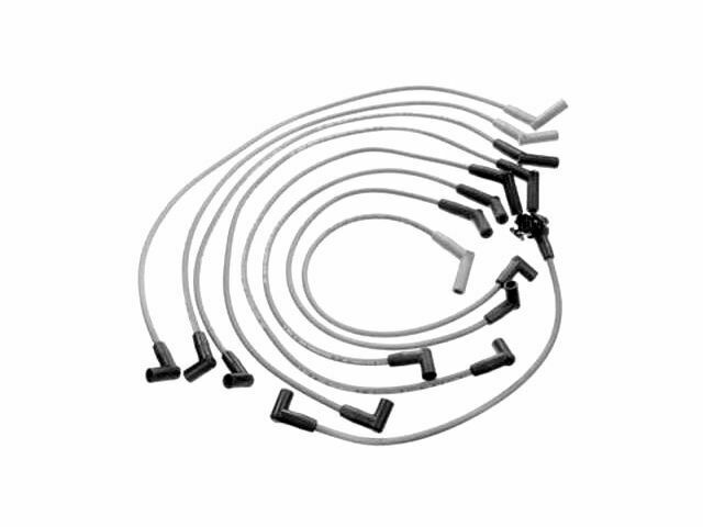 For 1989-1997 Ford F53 Spark Plug Wire Set SMP 76888VD