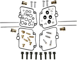 All Balls Carburetor Carb Rebuild Kit For The 1988 1989