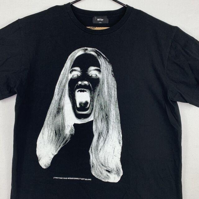 MSFTSREP Republic T Shirt Large L Black Screaming Girl ...
