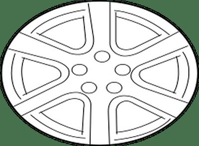 40300-ZB200 Nissan Wheel-aluminum 40300ZB200, New Genuine