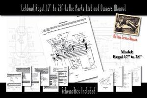 Leblond Regal 17