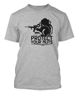 Funny Pictures With Guns : funny, pictures, Protect, Military, Funny, Men's, T-shirt