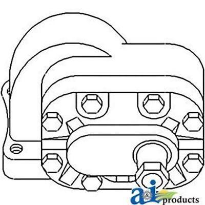 120114C91-E Hydraulic Pump Fits Case IH 786 886 986 1086