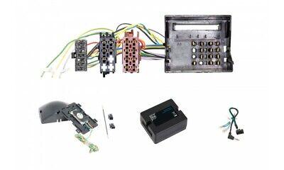 fur peugeot rcz 308 cc auto radio adapter lenkrad adapter mit pdc einparkhilfe ebay