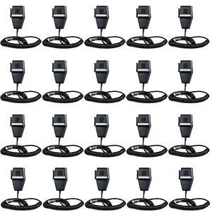 20pcs 4-Pin CB Radio Microphone Speaker MIC for Cobra