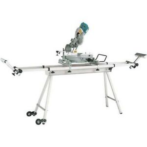 Portable Fold Up Folding Work Support Stand for Miter Chop