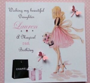 21 birthday card for my daughter the best daughter of 2018 21 birthday cards for daughter lovely 21st card suit a bookmarktalkfo Images