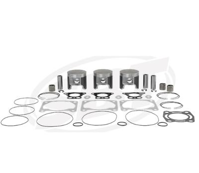 Polaris TopEnd Kit Piston 1.0mm Rebuild1200 Genesis/SLX
