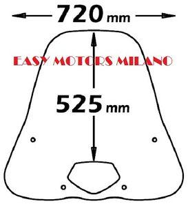 PARABREZZA PARAVENTO INVERNALE ISOTTA HONDA SH 125-150