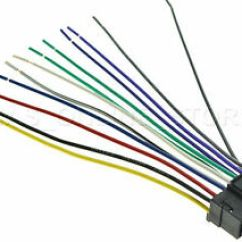 Jvc Kd R200 Wiring Diagram 2 2002 Mustang Wire Harness For Kdr200 Pay Today Ships Ebay Image Is Loading