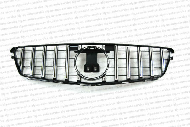 Fit for Mercedes Benz C-Class W204 08-14 Front Grille GT