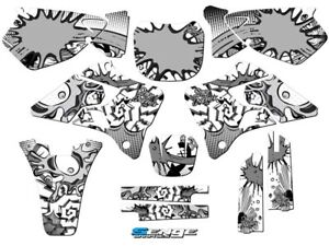 2000 2001 YAMAHA YZ 125 250 GRAPHICS YZ125 YZ250 DECO KIT