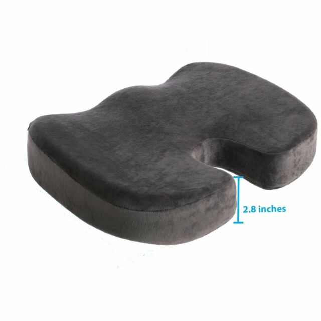 chair pillow for back floor rocking plastic coccyx seat cushion orthopedic luxury 100 memory foam