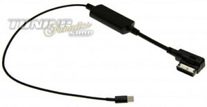 iPhone 5 6 iPad Lightning Adapter Kabel für VW Seat Skoda