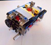 LEGO Technic 5+R Speed Transmission Gearbox -car truck NXT ...